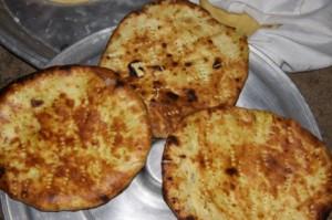نان پخته شده