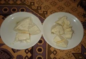 پنیر جا افتاده