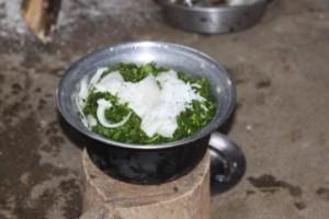 Târa یکی از غذاهای معروف عشایر