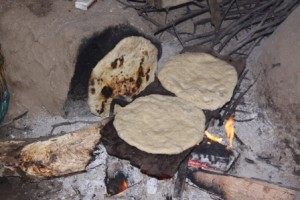 پخت نان