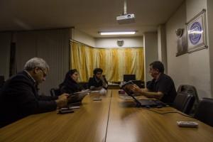 چهارمین دوره عکاسی مردم شناس میراث فردا با آقای ورهرام