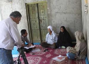 منزل بابا اسحاق، روستای حکمی - فیلمبردار: امیر شکرگزار